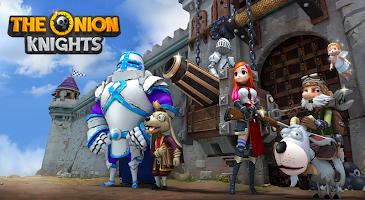 The Onion Knights:Shooting Defense
