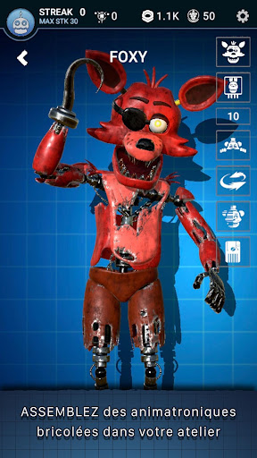Code Triche Five Nights at Freddy's AR: Special Delivery (Astuce) APK MOD screenshots 6