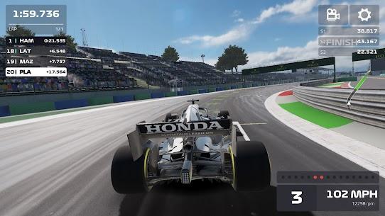 F1 Mobile Racing Apk 4