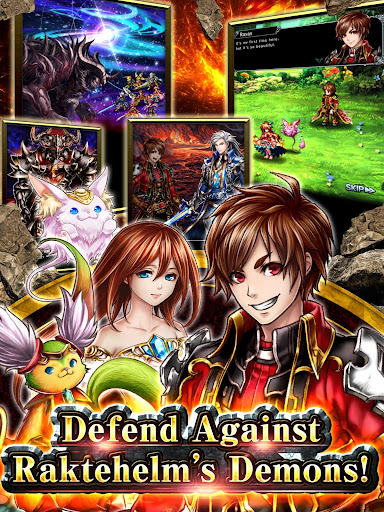 Grand Summoners - Anime Action RPG 3.9.5 screenshots 14