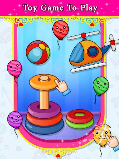 Little Princess Baby Phone - Princess Toy Phone  screenshots 7