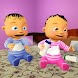 Real Twins Baby Simulator 3D - New Baby Simulator - Androidアプリ