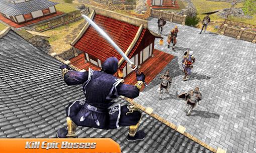 Superhero Ninja Sword Shadow Assassin Fight Mod Apk (Unlimited Points) 2