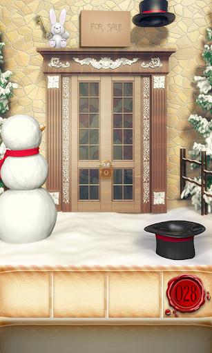 100 Doors Seasons: Christmas Games. New Year 2021 apkslow screenshots 8