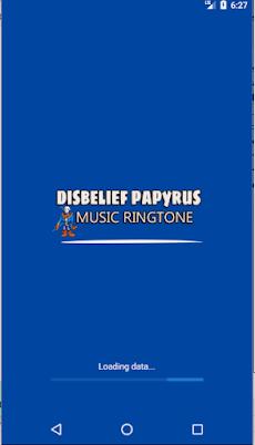 Disbelief Papyrus Ringtoneのおすすめ画像1