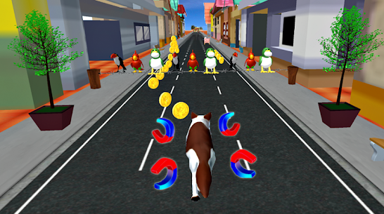 Dog Run Simulator: Endless Brave Dog Game 5