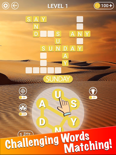 Word Connect : Wordscapes Search Crossword Puzzle 1.0.17 screenshots 9