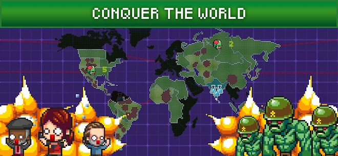 Infectonator 3: Apocalypse MOD APK 1.5.45 (Unlimited Gold, No Ads) 6