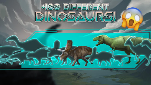 Dinosaur Master: facts, minigames and quiz 1.3.5 screenshots 2