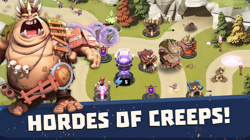 Castle Creeps TD - Epic tower defense 1.50.0 screenshots 4
