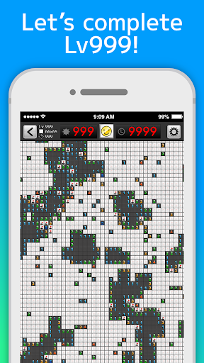 Minesweeper Lv999 2.2 screenshots 2