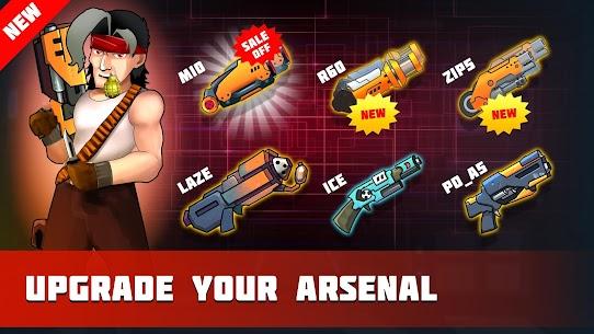 Metal Strike War Mod (Money) 5