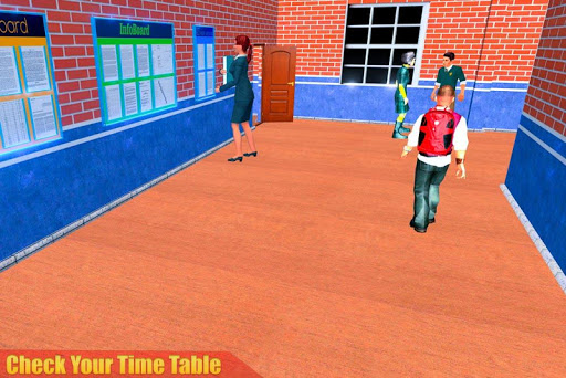 Virtual High School Teacher 3D 2.33.15 screenshots 2