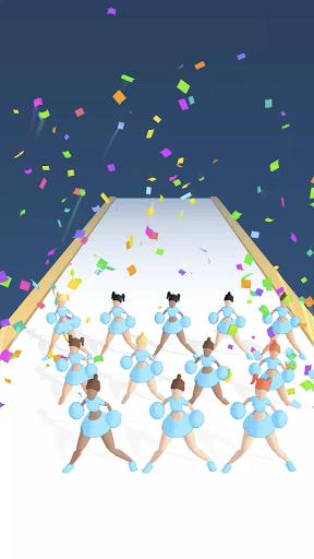 Cheerleader Run 3D  screenshots 7