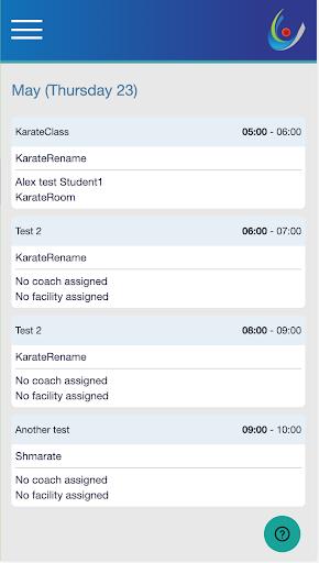 Myuventex Studio Management App 1.9.15 screenshots 3
