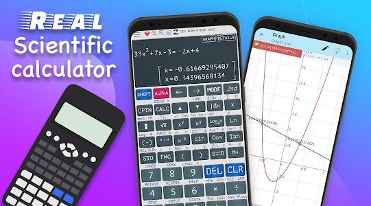Smart scientific calculator (115 * 991 / 300) plus 5.3.5.154 (Premium)