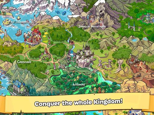 Like a King RTS: 1v1 Strategy screenshots 22