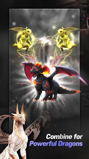 DragonSky : Idle & Merge Apkfinish screenshots 5