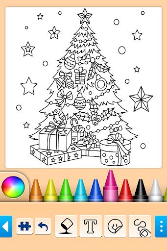 ud83cudf85Christmas Coloring 15.4.0 screenshots 2