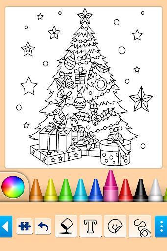 🎅Christmas Coloring screenshots 2