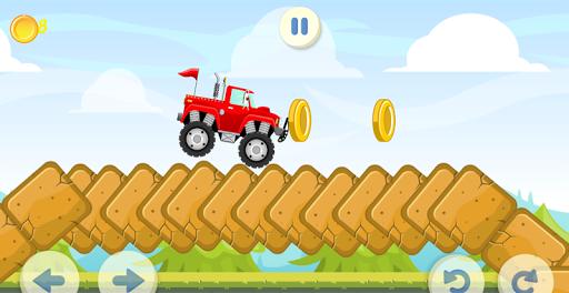 racing monster truck screenshot 2