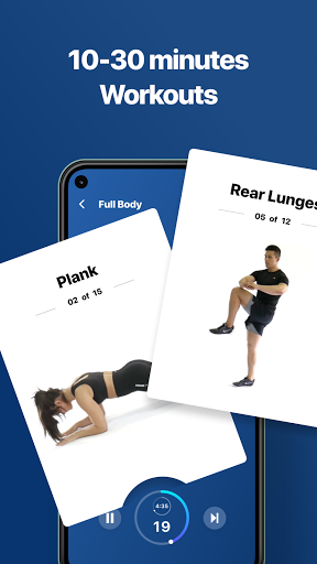 Fitify: Workout Routines & Training Plans android2mod screenshots 4