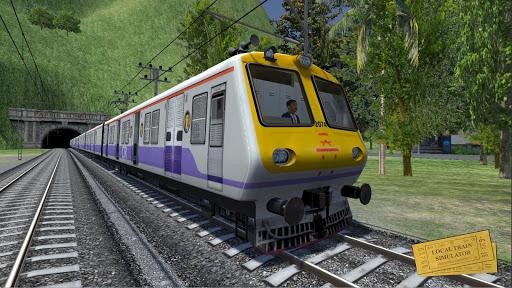 indian local train simulator screenshot 1