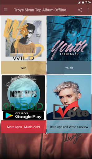 Troye Sivan Top Album Offline Download Apk Free For Android Apktume Com