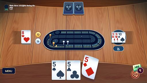 Ultimate Cribbage - Classic Board Card Game 2.3.6 screenshots 5