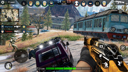 FPS Offline Strike : Encounter strike missions 3.6.20 Screenshots 4
