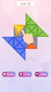 Flippuz - Creative Flip Blocks Puzzle Game