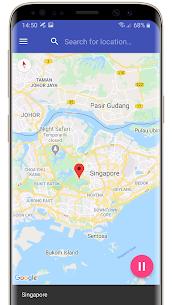 Fake GPS Location PROFESSIONAL v1.2 MOD APK (Ad-Free) 5