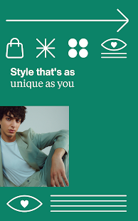 Zalando – fashion, inspiration & online shopping Screenshot