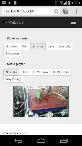 IP Webcam  Screenshots 3