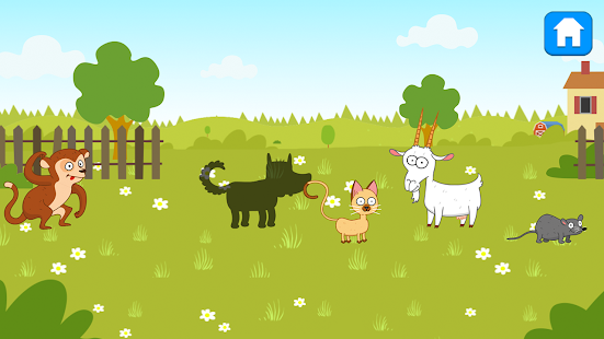 The Blue Tractor: Fun Learning Games for Toddlers 1.2.0 Screenshots 7