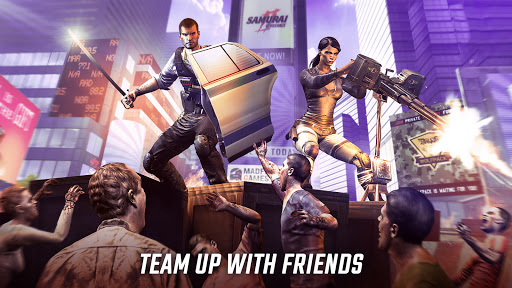 UNKILLED - Zombie Games FPS 2.1.0 screenshots 14