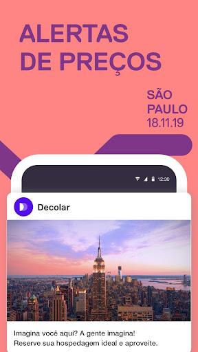 Decolar: passagens au00e9reas, hotu00e9is e pacotes 15.5.0 Screenshots 6