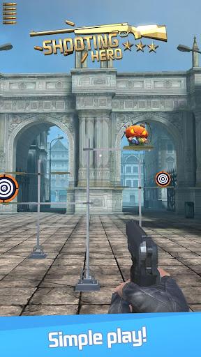 Shooting Hero: Gun Shooting Range Target Game Free 2.5 screenshots 4