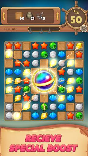Ocean Hunter : Match 3 Puzzle 1.0.8 screenshots 5