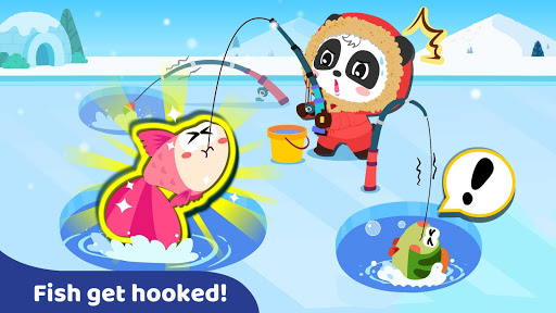 Baby Panda: Fishing 8.56.00.00 screenshots 14
