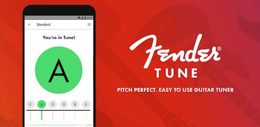 fender guitar tuner - apps on google play