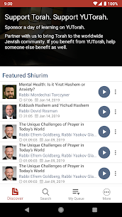 YUTorah  Apps on For Pc | How To Install (Download On Windows 7, 8, 10, Mac) 2