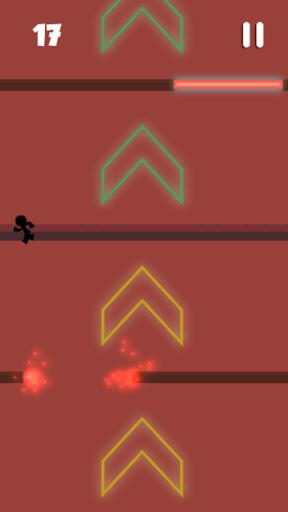 Stickman Jumper Blast  screenshots 5