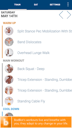 Workout Trainer - Classic For PC Windows (7, 8, 10, 10X) & Mac Computer Image Number- 6