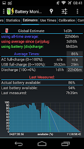 3C Battery Manager Pro Mod Apk (Pro/Paid Features Unlocked) 7