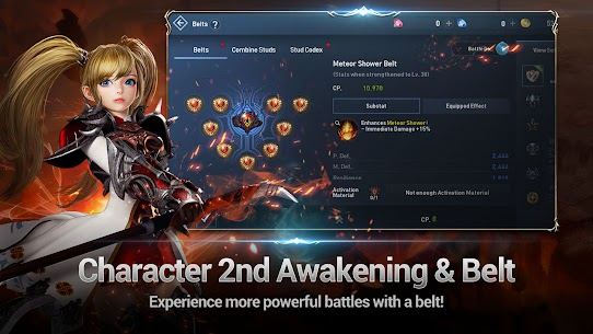 Lineage 2: Revolution (MOD, Unlimited Money) For Android 3