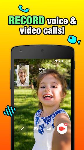 JusTalk Kids - Safe Video Chat and Messenger  Screenshots 5