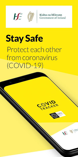 COVID Tracker Ireland screenshot for Android