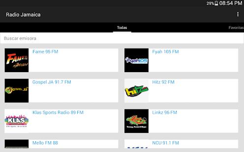 Jamaican Radio - Listen your favorite radios