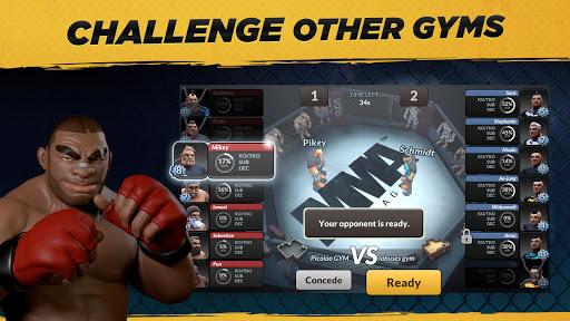 MMA Manager 2021  APK MOD (Astuce) screenshots 5